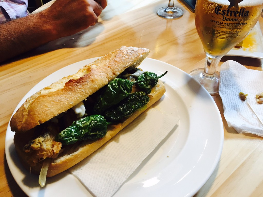 Almuerzo Puerta del Mar