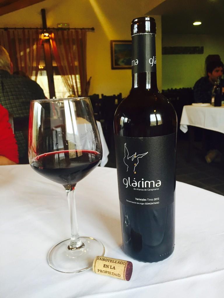 el vino: Glarima
